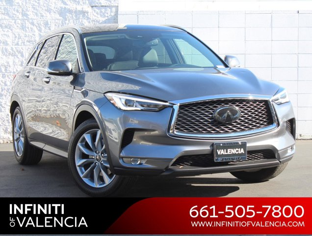 2020 INFINITI QX50 LUXE LUXE FWD Intercooled Turbo Premium Unleaded I-4 2.0 L/121 [11]