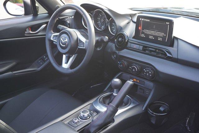 2019 Mazda MX-5 Miata  Sport Manual