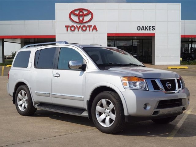 Used 2014 Nissan Armada in Greenville, MS