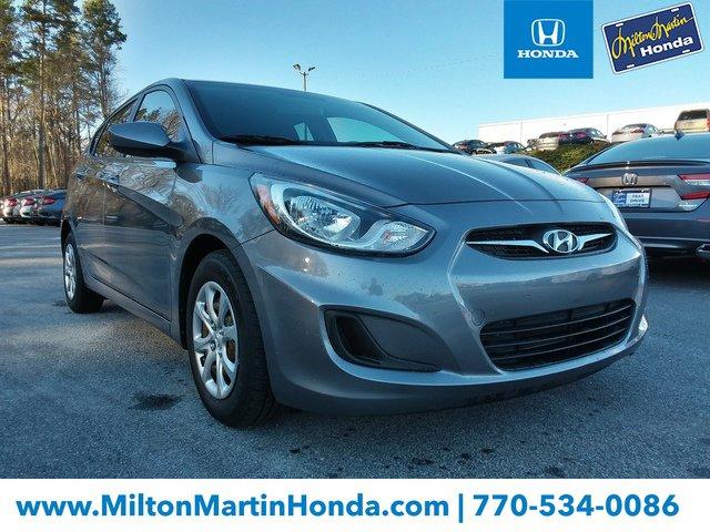 Used 2014 Hyundai Accent in Gainesville, GA