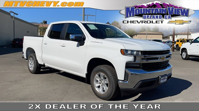 "2021 Chevrolet Silverado 1500 LT 2WD Crew Cab 157"" LT Gas V8 5.3L/325 [15]"