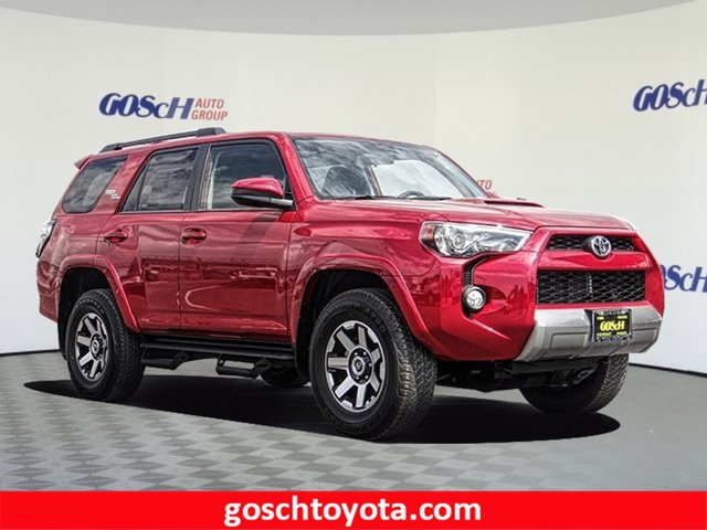 New 2019 Toyota 4Runner in Hemet, CA