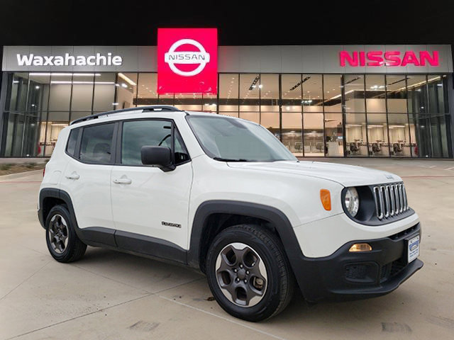 Used 2017 Jeep Renegade in Waxahachie, TX