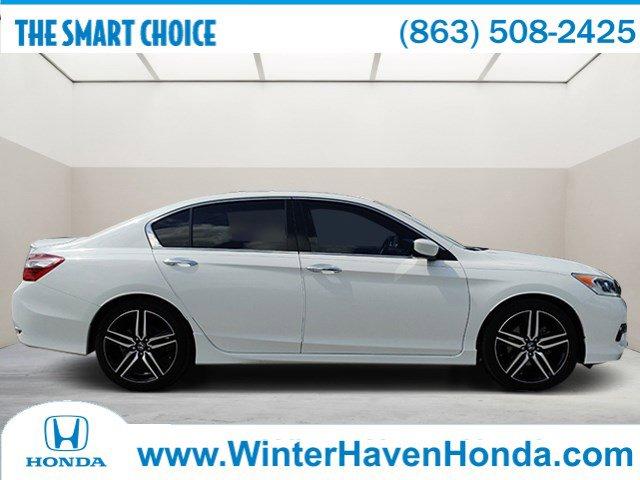 Used 2017 Honda Accord Sedan in Winter Haven, FL