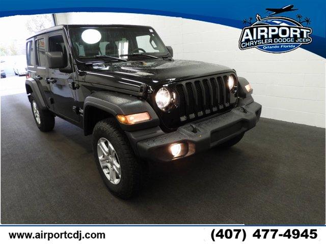 Used 2020 Jeep Wrangler Unlimited in Orlando, FL