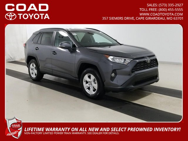 Used 2020 Toyota RAV4 in Cape Girardeau, MO