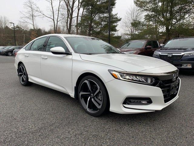 Used 2019 Honda Accord Sedan in Saratoga Springs, NY