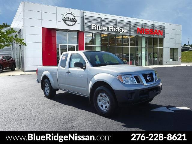 2020 Nissan Frontier S King Cab 4x4 S Auto Regular Unleaded V-6 3.8 L/231 [0]