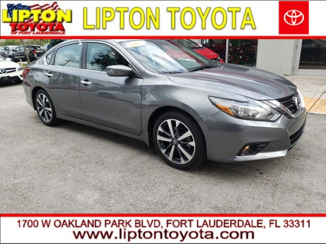 Used 2017 Nissan Altima in Ft. Lauderdale, FL