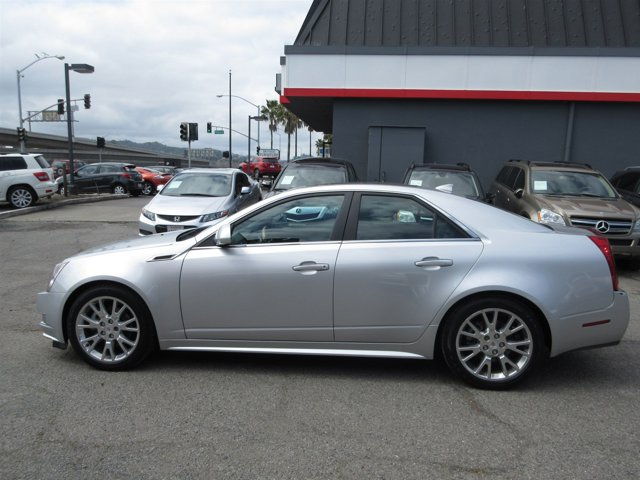 Photo 29 of this used 2012 Cadillac CTS Sedan vehicle for sale in San Rafael, CA 94901
