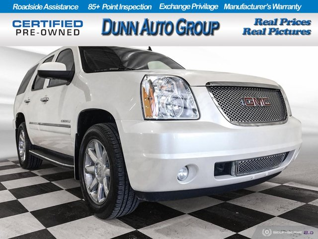 2012 GMC Yukon * DENALI 4x4 * 6.2L V8 * DVD * AWD 4dr Denali Gas/Ethanol V8 6.2L/378 [19]