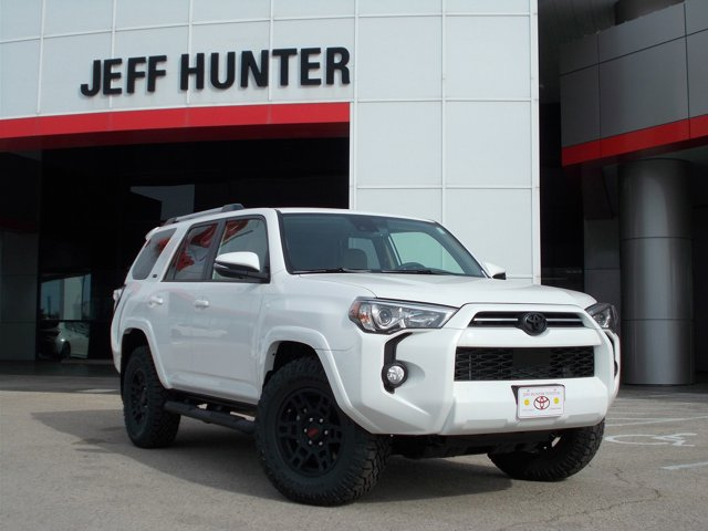 New 2020 Toyota 4Runner in Waco, TX