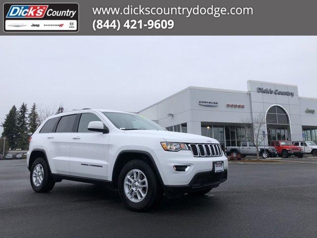 Pre-Owned 2019 Jeep Grand Cherokee Laredo E
