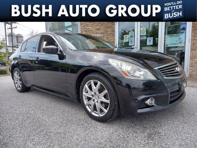 2012 INFINITI G37 Sedan x 4dr x AWD Gas V6 3.7L/225 [2]