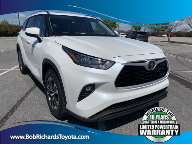 New 2020 Toyota Highlander in Beech Island, SC