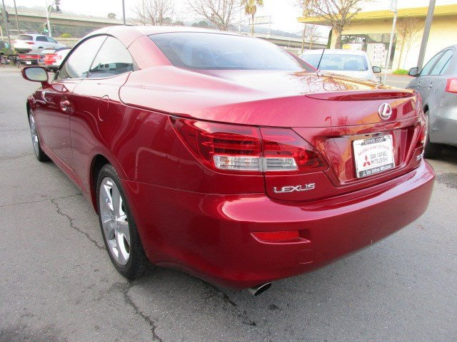 Photo 26 of this used 2010 Lexus IS 350C vehicle for sale in San Rafael, CA 94901