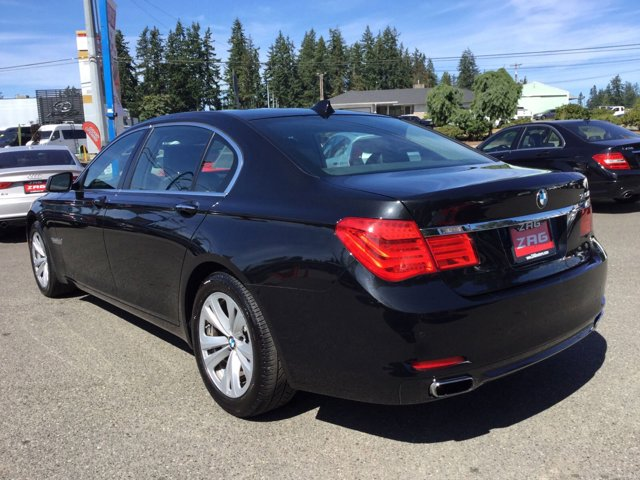Used 2012 BMW 7 Series 4dr Sdn 740Li RWD