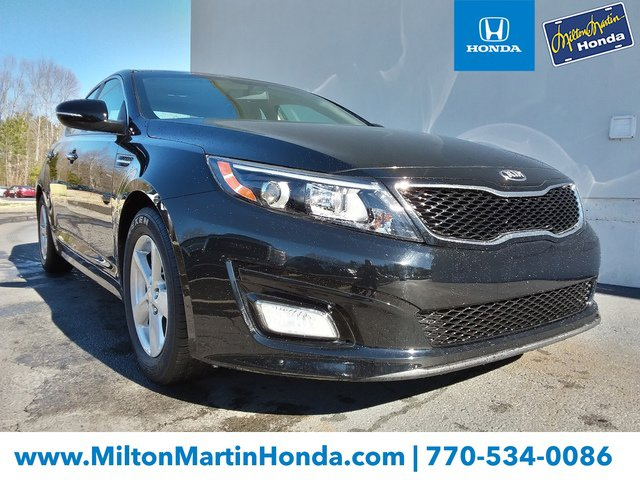 Used 2015 KIA Optima in Gainesville, GA