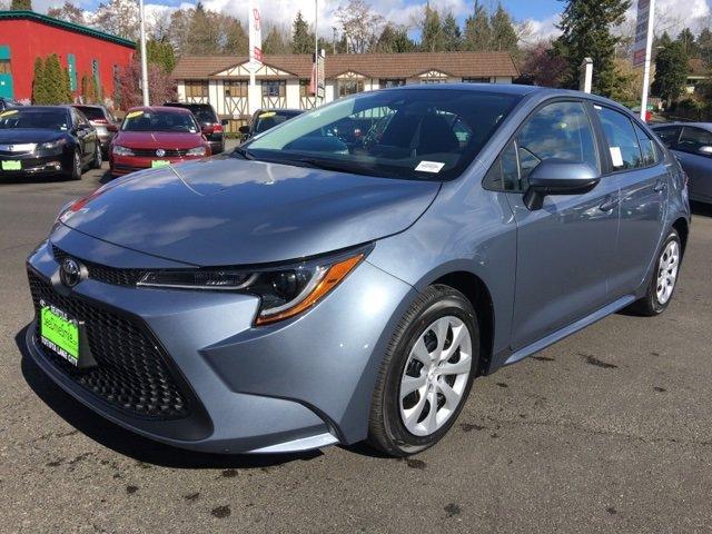 New 2020 Toyota Corolla LE CVT