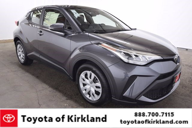 New 2021 Toyota C-HR in Kirkland, WA