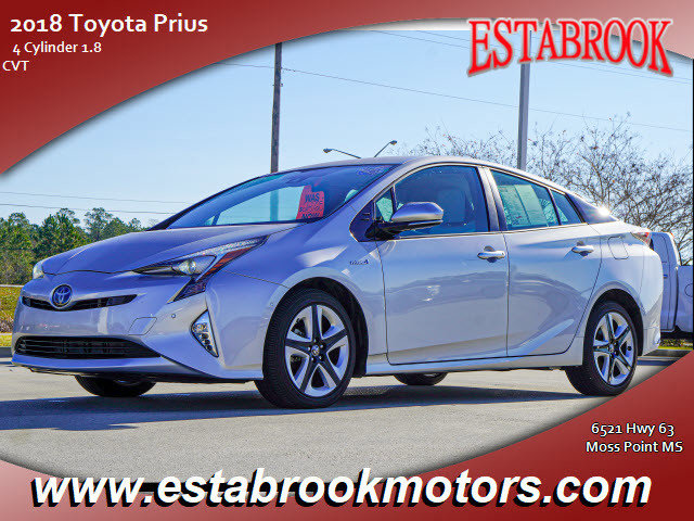 Used 2018 Toyota Prius in Moss Point, MS