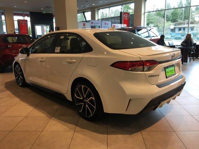 New 2020 Toyota Corolla SE CVT