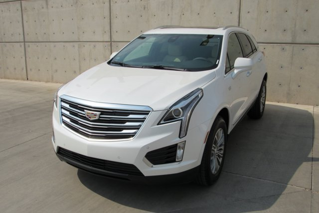 New 2019 Cadillac XT5 in St. George, UT