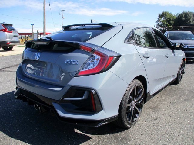2020 Honda Civic Hatchback Sport Touring Manual