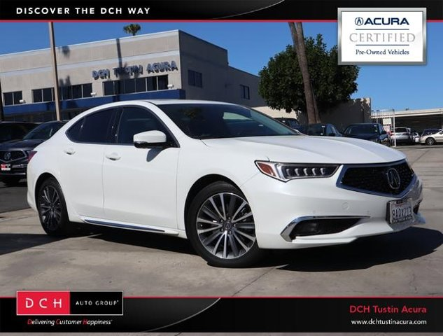 Used 2018 ACURA TLX ADVANCE in , CA
