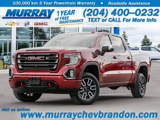 2021 GMC Sierra 1500 AT4 4WD Crew Cab 147″ AT4 Gas V8 6.2L/376 [14]