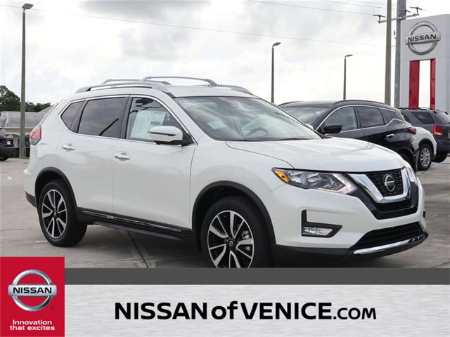 New 2020 Nissan Rogue in Venice, FL