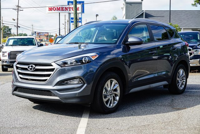 Pre-Owned 2018 Hyundai Tucson SEL FWD Sport Utility