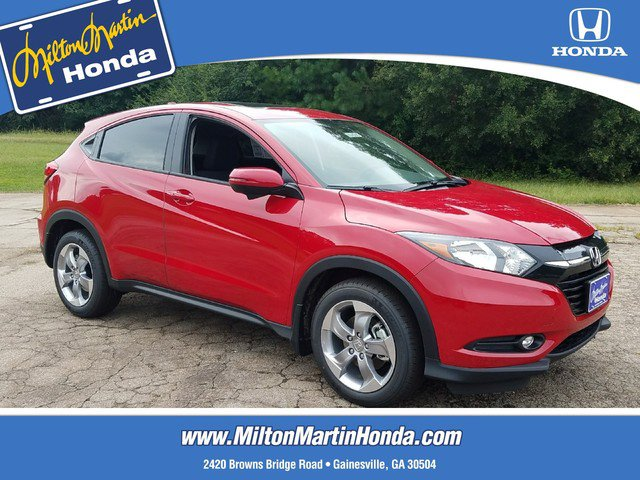 New 2017 Honda HR-V in Gainesville, GA