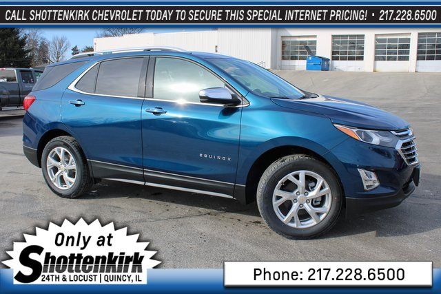 New 2020 Chevrolet Equinox in Quincy, IL