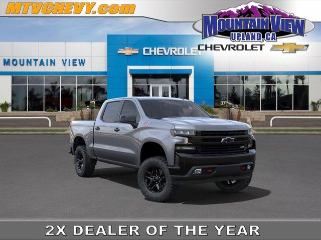 "2021 Chevrolet Silverado 1500 LT Trail Boss 4WD Crew Cab 147"" LT Trail Boss Gas V8 5.3L/325 [18]"