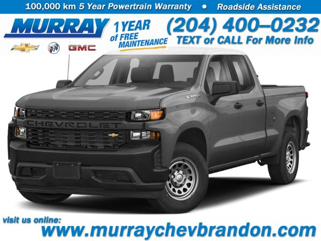 2021 Chevrolet Silverado 1500 Work Truck 4WD Double Cab 147″ Work Truck Gas V8 5.3L/325 [2]