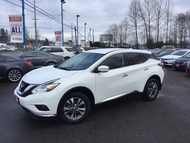 Used 2015 Nissan Murano AWD 4dr S