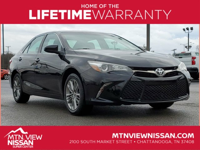 Used 2017 Toyota Camry in Chattanooga, TN