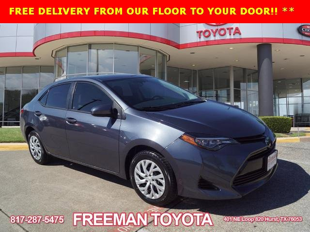 Used 2017 Toyota Corolla in Hurst, TX