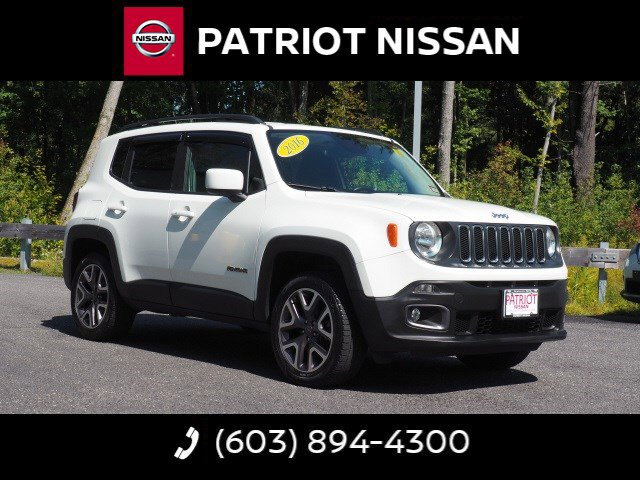 Used 2016 Jeep Renegade in Salem, NH