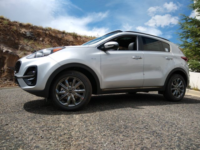 New 2020 KIA Sportage in Prescott Valley, AZ