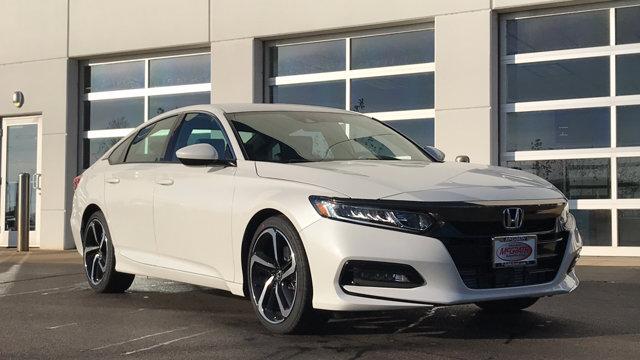 New 2020 Honda Accord Sedan in Elgin, IL