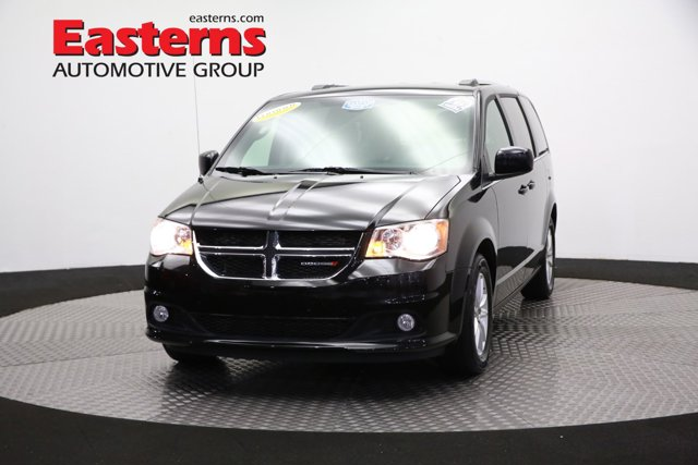2018 Dodge Grand Caravan SXT Mini-van, Passenger