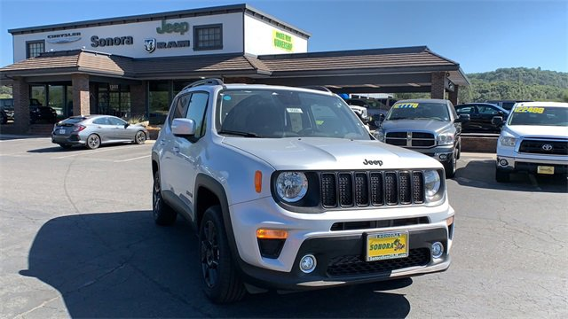 2019 Jeep Renegade Altitude Altitude 4x4 Regular Unleaded I-4 2.4 L/144 [17]