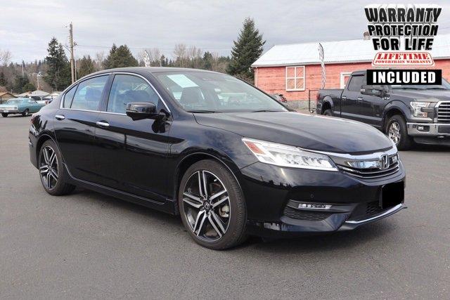 Used 2017 Honda Accord Sedan in Sumner, WA