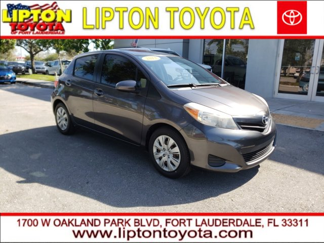 Used 2013 Toyota Yaris in Ft. Lauderdale, FL