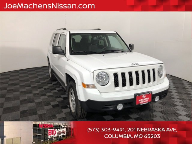 Used 2017 Jeep Patriot in Columbia, MO