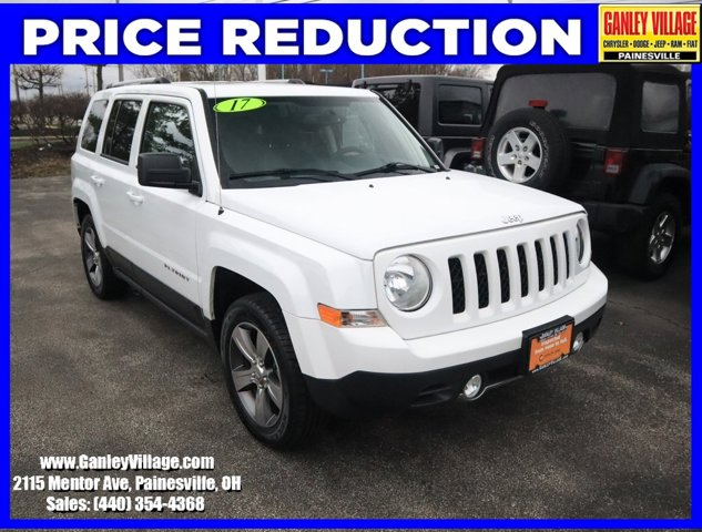 Used 2017 Jeep Patriot in Cleveland, OH