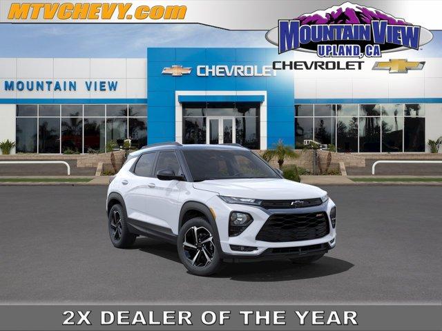 2022 Chevrolet Trailblazer RS FWD 4dr RS Gas I3 1.3L/ [2]