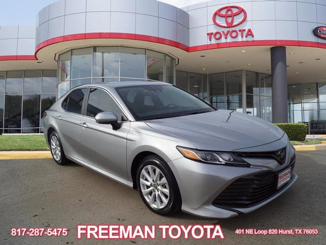 Used 2019 Toyota Camry in Hurst, TX